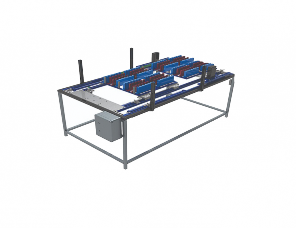 PACKAGING AUTOMATION SYSTEM